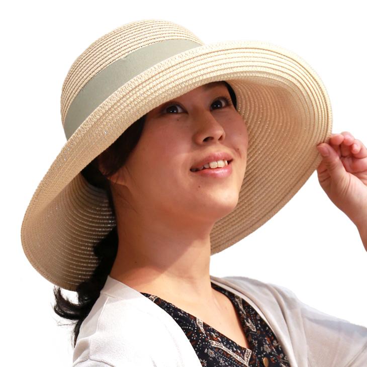 コンパクト 紫外線 オーバーのアイテム取扱☆ UV対策 冷感 一部予約 サイズ調整 洗える 携帯 ペーパー 帽子 白 春夏 ロールハット レディース