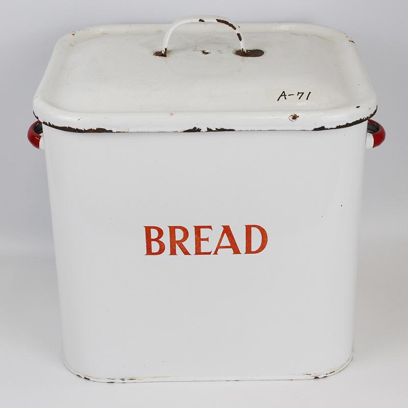 ブレッド缶(レッド)ホ-20