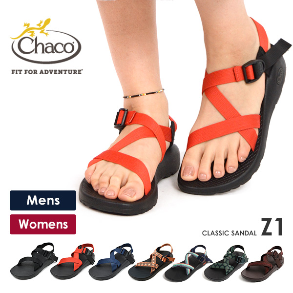 GochI: CHACO (Chaco) Z1 sandals classical music men / Lady's / women / Z/1 CLASSIC SANDAL | Rakuten Global Market