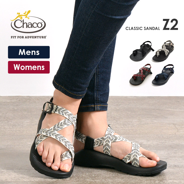7c4b72eed6fc GochI  CHACO (Chaco) Z2 sandals classical music men   Lady s   women ...