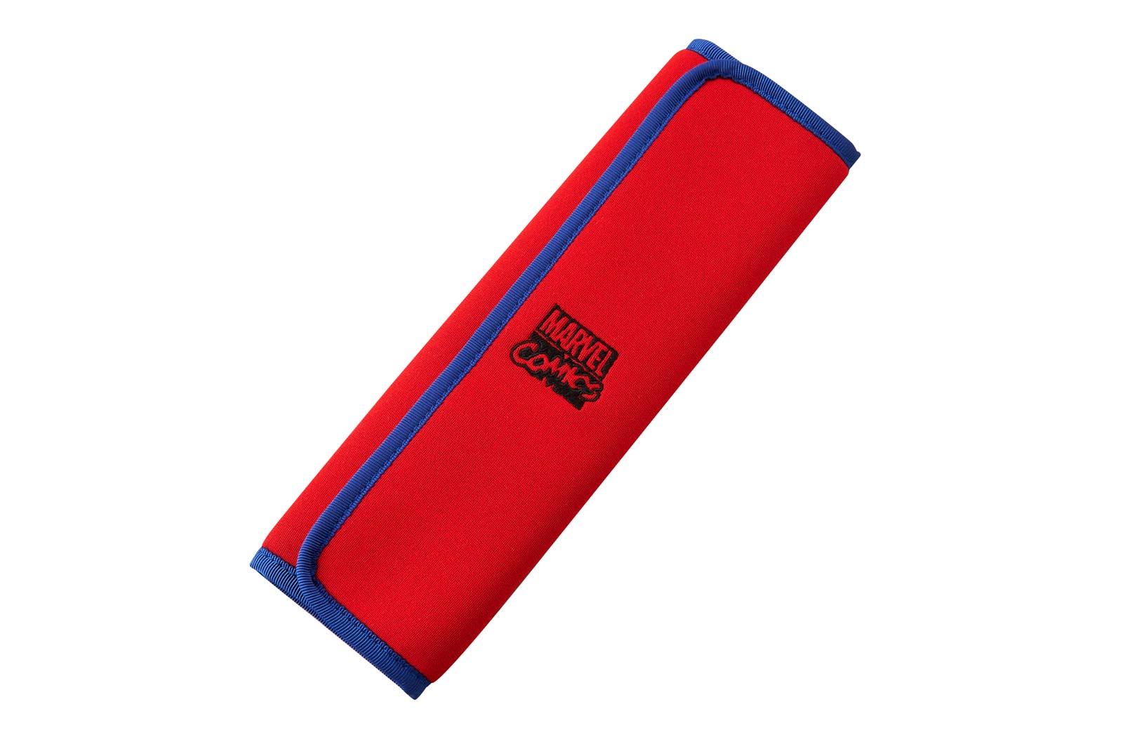 ダイハツ DAIHATSU マーベル MARVEL スパイダーマン カラー 大規模セール 新品未使用正規品 シートベルトパッド