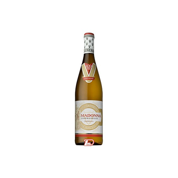 【送料無料1ケース】ファンケンベルグ リープフラウミルヒ マドンナ 750ml瓶 12本入