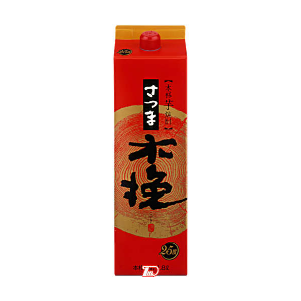 【送料無料2ケース】さつま木挽 〈芋〉 25度 雲海酒造 1.8Lパック 6本入×2★北海道、沖縄のみ別途送料が必要となります