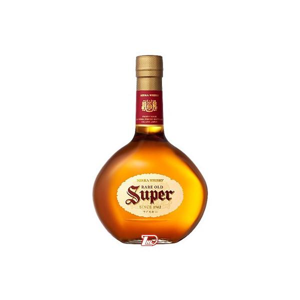 【送料無料1ケース】スーパーニッカ アサヒ 700ml瓶 12本入り