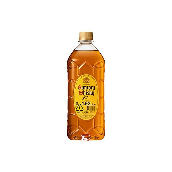 【送料無料1ケース】サントリー 角瓶 1.92L(1920ml)瓶 6本入り