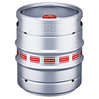 【送料無料】キリン ラガービール 樽生 業務用 20L★北海道、沖縄のみ別途送料が必要となります