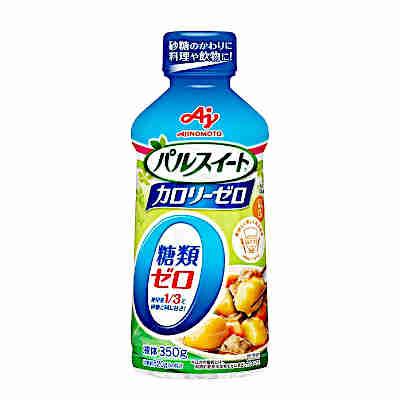 【送料無料1ケース】パルスイート 味の素 350g 24個★北海道、沖縄のみ別途送料が必要となります