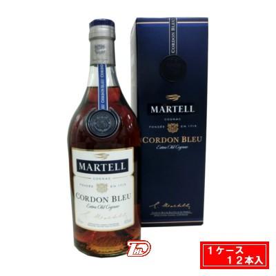 【1ケース】マーテル コンドン ブルー 40度 700ml 12本入 ケース売り