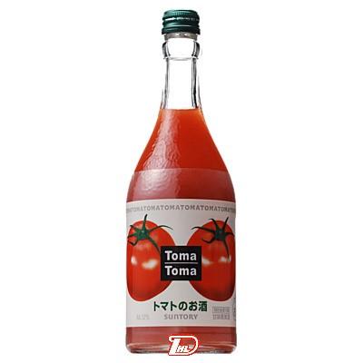 1本 モデル着用&注目アイテム トマトのお酒 トマトマ サントリー 500ml 待望