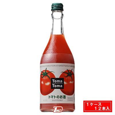 1ケース トマトのお酒 トマトマ サントリー 新商品 高品質新品 500ml 12本入