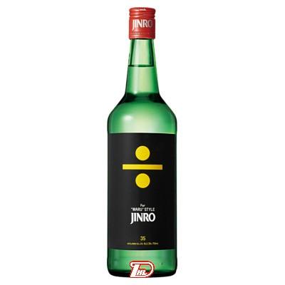 【1ケース】JINRO ジンロ 35° 眞露 700ml 12本入