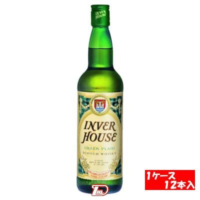 【1ケース】インバーハウス グリーンブレード 40度 700ml 12本入(ケース売り)