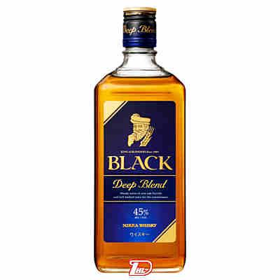 【1ケース】ブラックニッカ ディープブレンド 45度 アサヒ 700ml瓶 12本入り