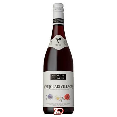 【1ケース】ジョルジュ デュブッフ ボジョレー ヴィラージュ 750ml瓶 12本入(ケース売り)