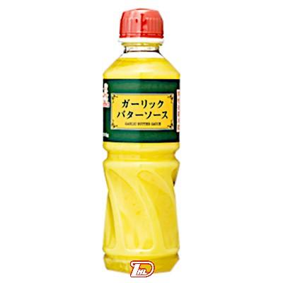 【2ケース】ガーリックバターソース ケンコー 515g 12本×2