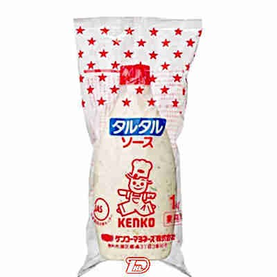 【1ケース】タルタルソース ケンコー 業務用 1kg 12本入