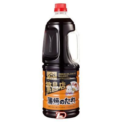 【2ケース】繁昌店 蒲焼のたれ ヤマサ醤油 業務用 1.8L 6本×2