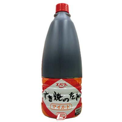 【2ケース】すき焼きのたれ マイルド エバラ 業務用 1670g 6本×2