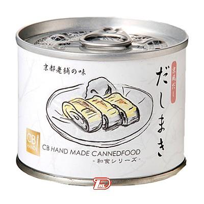 【1ケース】京風だし だしまき(だし巻) CB-HAND 190g×24個入