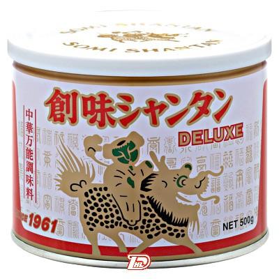 【1ケース】創味シャンタン デラックス 創味食品 500g 12個入