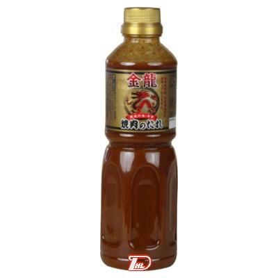 【1ケース】金龍 焼肉のたれ 熟成の味 中辛 キンリュー 580g 20本入