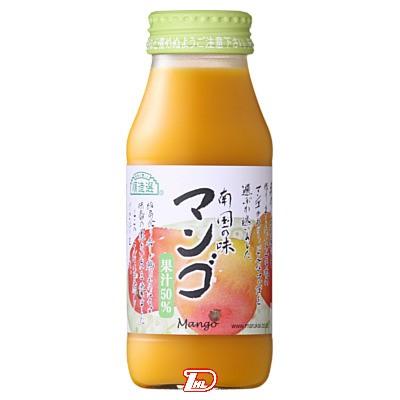 【3ケース】順造選マンゴー マルカイ 180ml瓶 20本×3