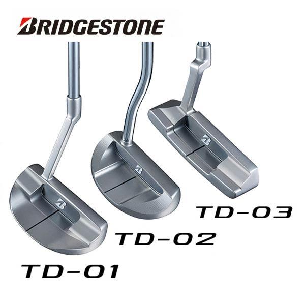 【ネット限定価格】ブリヂストン TDシリーズパターTD-01 TD-02 TD-03