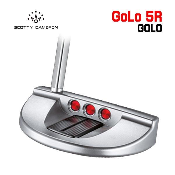 スコッティキャメロン ゴーロー5RパターGolo5R 日本正規品2015 あす楽対応
