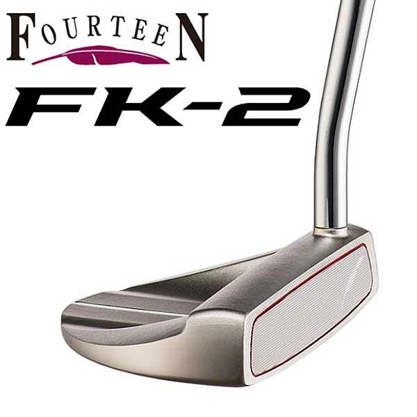 フォーティーン(FOURTEEN)FKパター FK-2