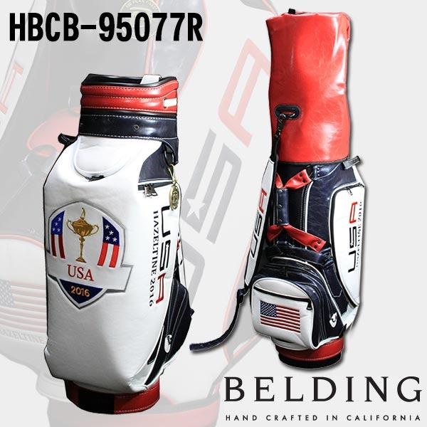 ベルディング キャディバッグライダーカップ 2016 リミテッド コレクション- 9.5 PXL 1st PROTOTYPE HBCB-95077R