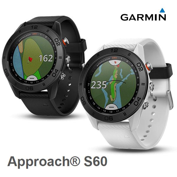 ガーミン アプローチ S60腕時計型 GPSゴルフナビGARMIN Approach 010-01702-20・24 あす楽