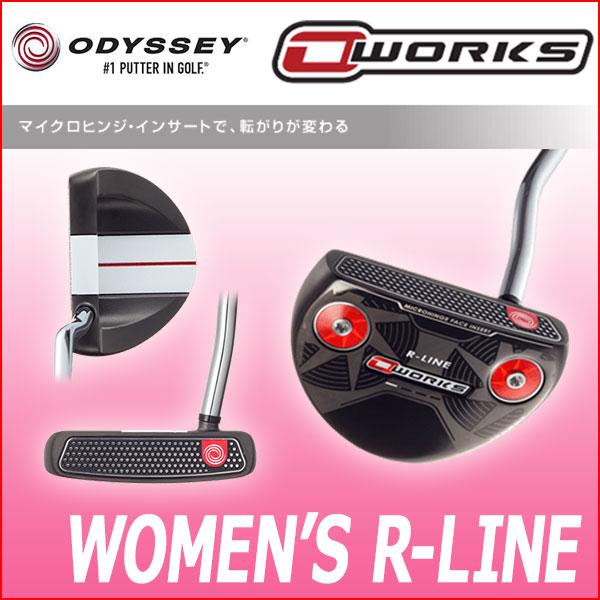 【大特価】オデッセイ ODYSSEYオーワークス OWORKS パターウィメンズ R-LINE