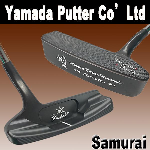 山田パター工房 ハンドメイド サムライ パター Samurai
