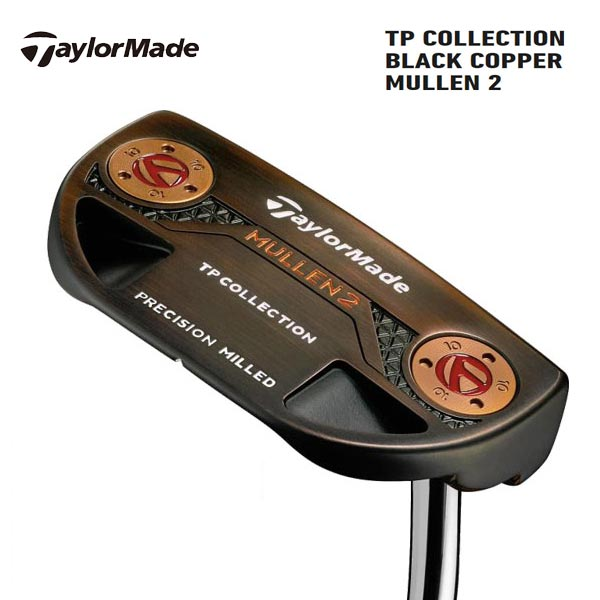 テーラーメイド TPコレクション ミューレン2 パターTaylorMade TP COLLECTION MULLEN2