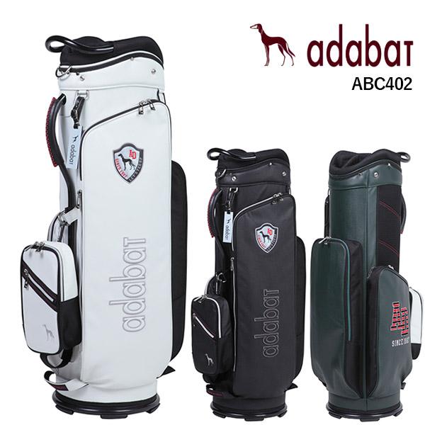 【大特価!】アダバット 軽量 キャディバッグ 9型 プレミアムライトAdabat ABC402