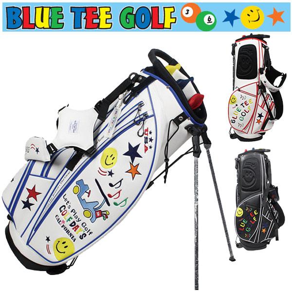 ブルーティーゴルフ キャディバッグ スタンドバッグ 9型BLUE TEE GOLF BTG-CB008