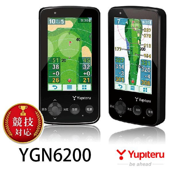 ユピテル ゴルフナビ YGN6200YUPITERU GPS あす楽