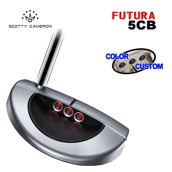 スコッティキャメロン フューチュラ5CB パター FUTURA 5CB 日本正規品