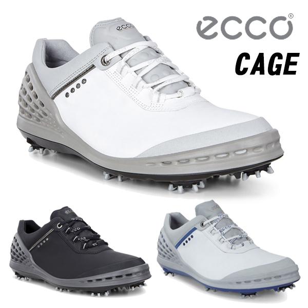 【大特価】エコー ケージ ゴルフシューズ メンズECCO CAGE GOLF 132504 あす楽