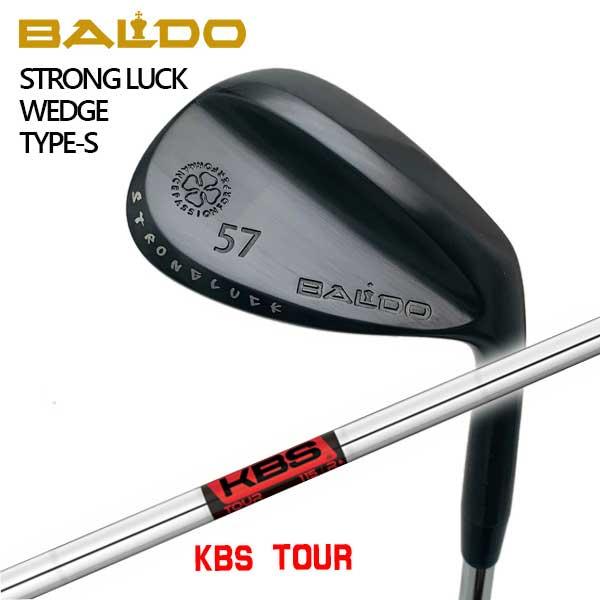【特注カスタムクラブ】 バルド(BALDO)STRONG LUCK ウェッジ TYPE-SKBS ツアー シャフト