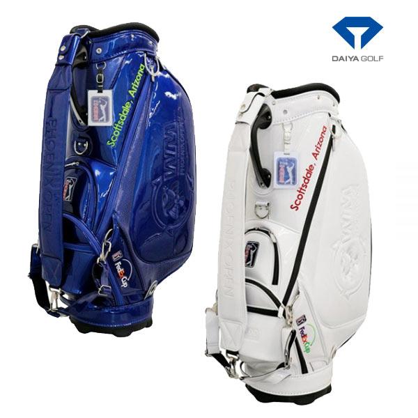 【大特価】ダイヤゴルフ US PGA TOURキャディバッグ CB-3074DAIYA GOLF