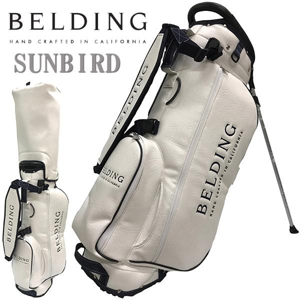 ベルディング キャディバッグ HBCB-850118サンバード 2.0 スタンドバッグ 8.5型BELDING SUNBIRD 2.0 STAND BAG