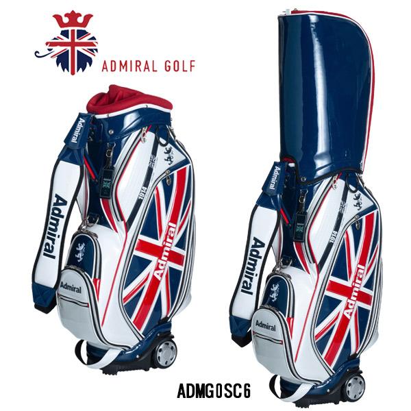 アドミラルゴルフ キャディーバッグ 9.5型オーセンティックキャリー ADMIRAL ADMG0SC6