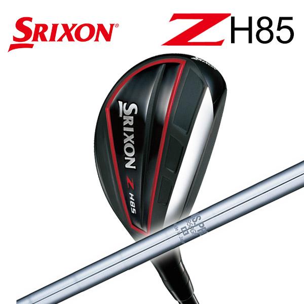 【大特価】スリクソン ZH85 ハイブリッドSRIXON NS950GH DST スチールシャフト