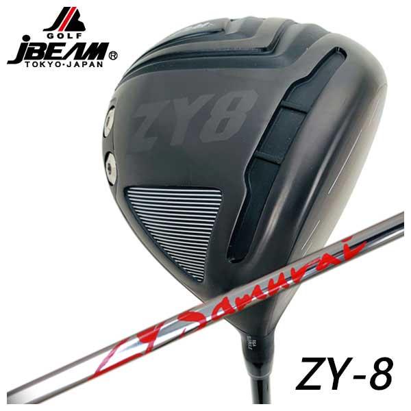 【特注カスタムクラブ】JBEAM(Jビーム)ZY-8 ドライバーJBEAM ZY SAMURAI サムライ シャフト