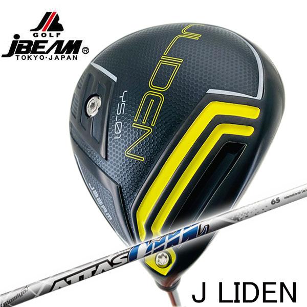 【特注カスタムクラブ】JBEAM(Jビーム)JLIDEN YS-01 ドライバーUSTマミヤアッタスクール シャフト