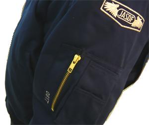 항공 자위대 50주년 기념 잠바[뒤다이칸산 시장][LB][JASDF SQUADRON]