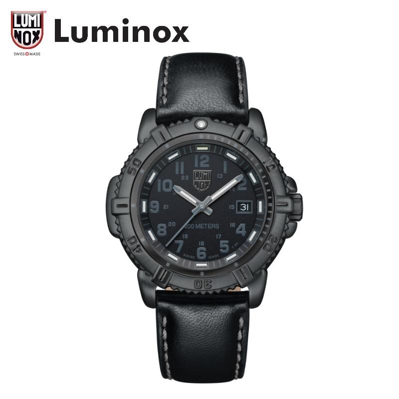【公式】Luminox直営店 NAVY SEALS STEEL COLORMARK 7250 SERIES ref. 7251Black out [ブラックアウト]