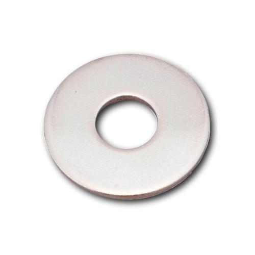 錆びにくいステンレス材質のワッシャーです ステンレス 丸ワッシャー特寸  M6.5×16×1.0t【10枚】内径×外径×厚み(ミリ)