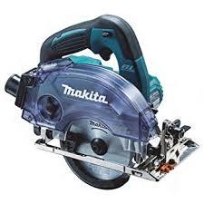 マキタ 14.4V 125mm 充電式防じんマルノコ 本体 KS512DZ (バッテリ・充電器・ケース別売、ワイヤレスユニット・チップソー別売)